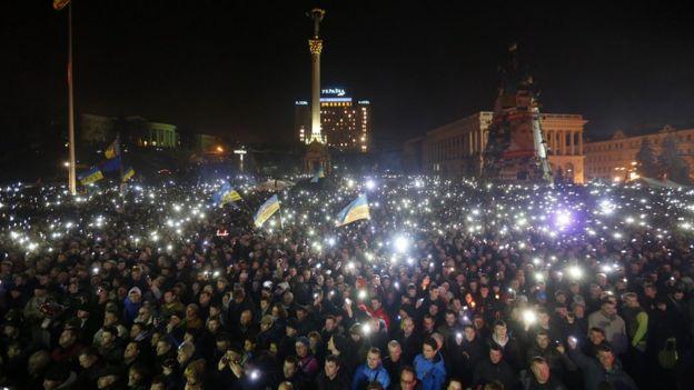 """""""Борг Януковича"""" виник під час Євромайдану"""