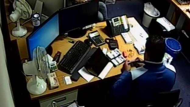 FCA hidden camera footage