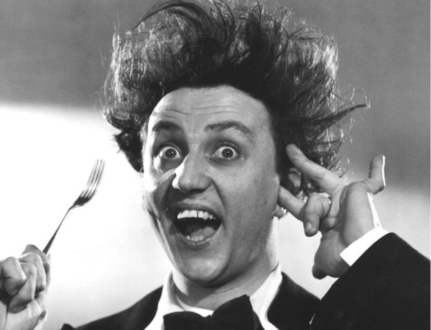 Ken Dodd: 17 of his funniest one-liners - BBC News