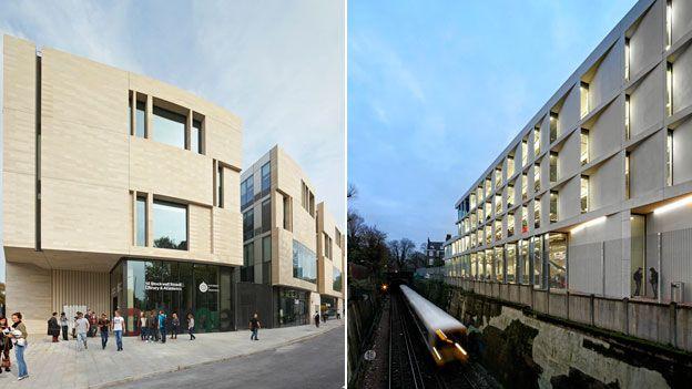 University of Greenwich Stockwell Street Building, SE10