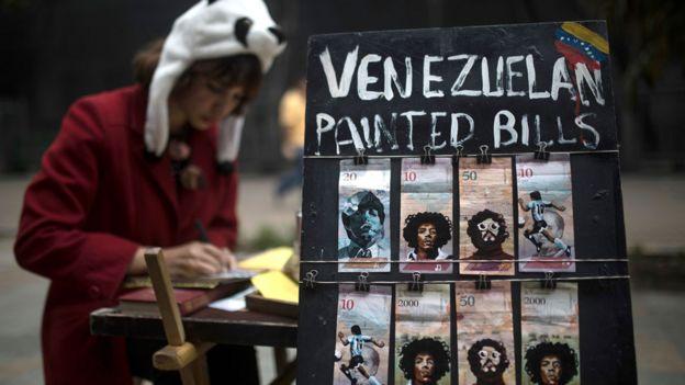 Artistas venezolanos