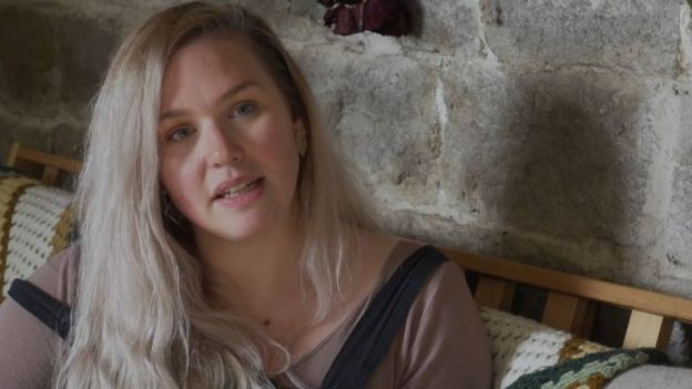Erotik filmlerde rol alan Heidi