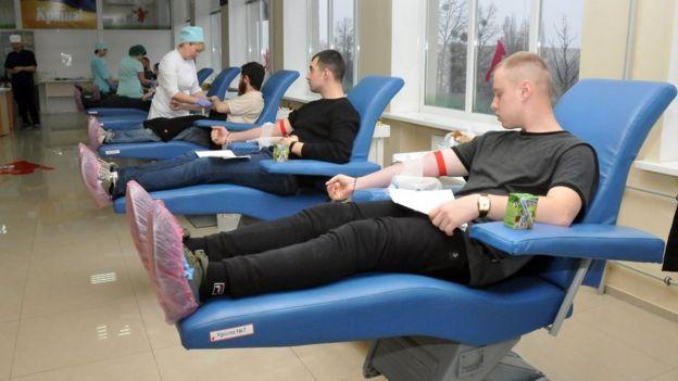 Донорська кров