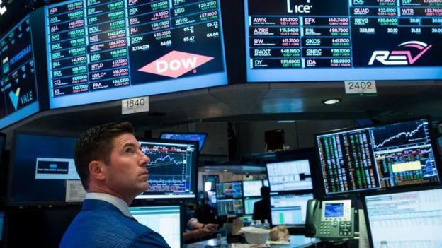 NY Stock Market