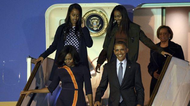 Дети Обамы