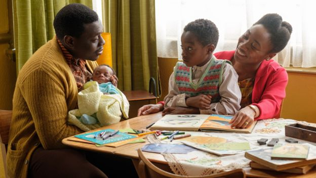 Mr Aidoo and his son is diagnosed with sickle cell on Call The Midwife