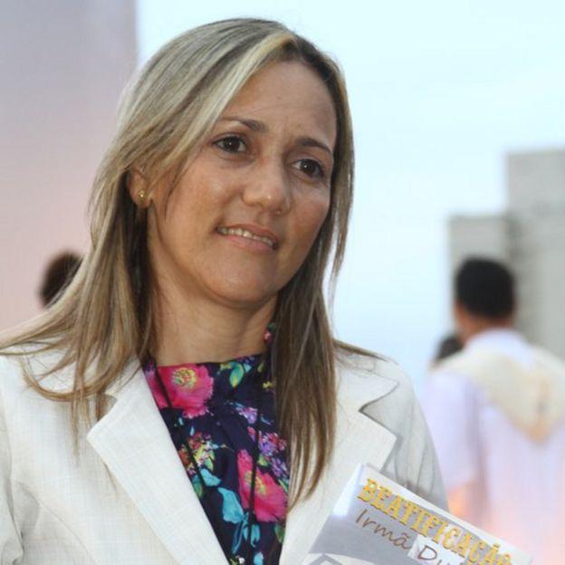Claudia Cristina dos Santos