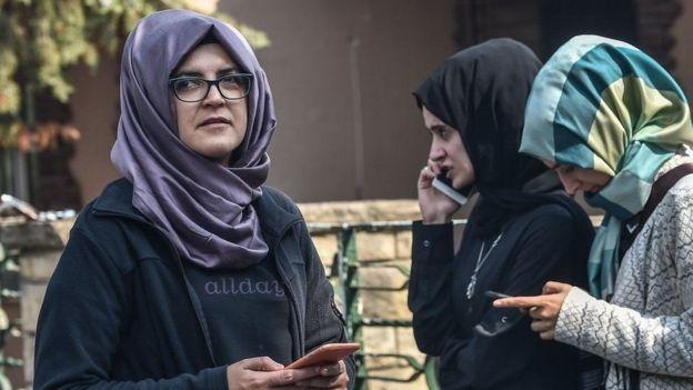 xaaska Jamal Khashoggi, Hatice Cengiz
