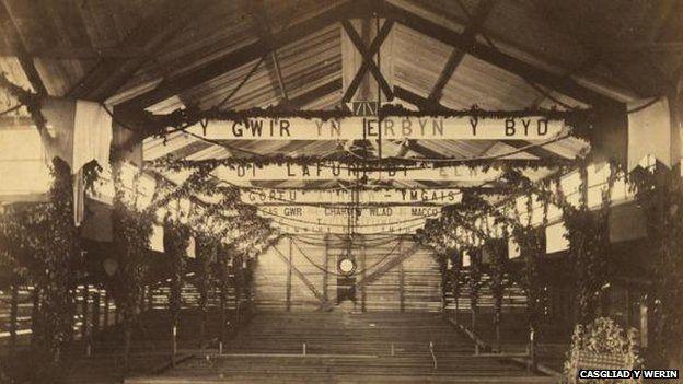 Eisteddfod Tremadog 1872