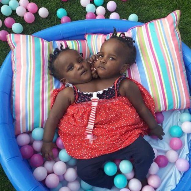 Marieme y Ndeye