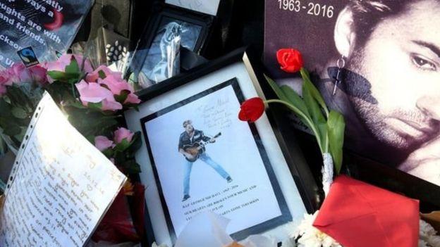 Homenaje a George Michael