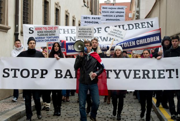 Norway's Barnevernet: They took our four children… then the