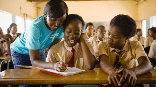 School in Zambia