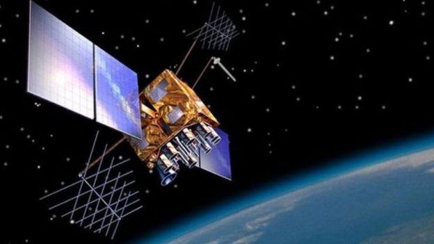 GPS卫星信号脆弱,容易受到攻击