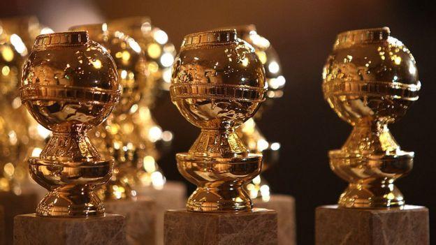 trofeos del Globo de Oro