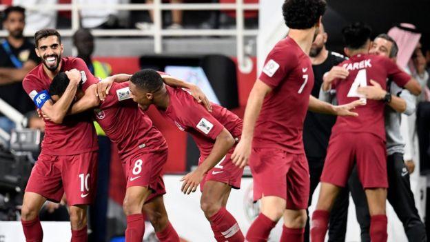 این اولین بار است که قطر به فینال جام ملتهای آسیا میرسد