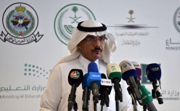 Suudi Arabistan Sağlık Bakanlığı Sözcüsü Muhammed Alabed Alali