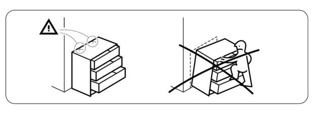 Ikea Recalls Malm Drawers In North America After Child Deaths Bbc News