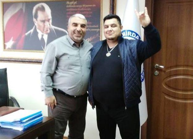 Murat Köylü Facebook hesabında