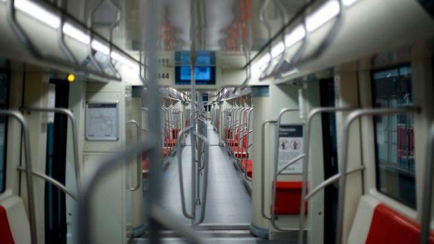 metro de Chile, línea 3