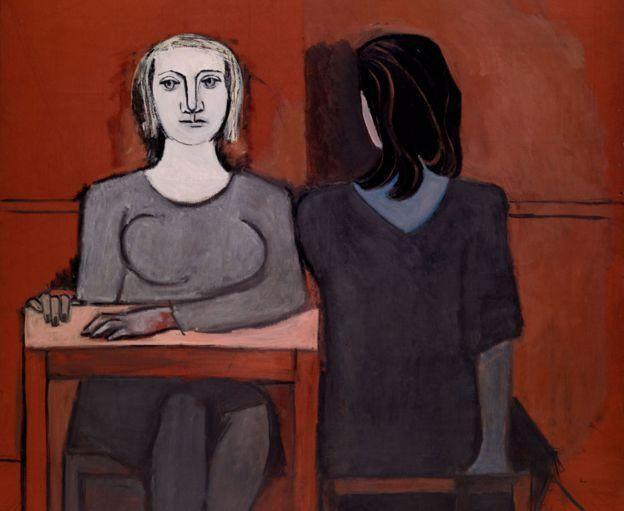朵拉·玛尔的作品:会话