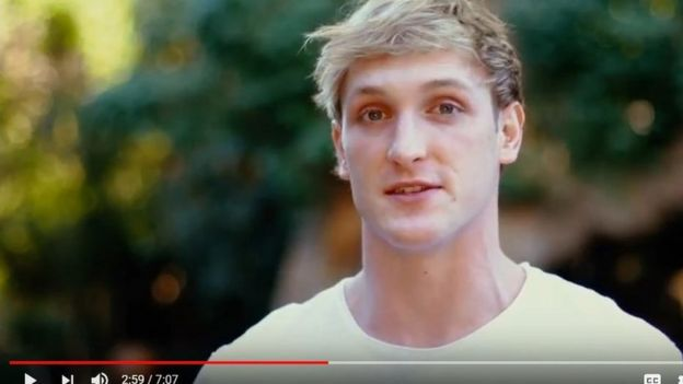 Logan Paul. Foto: Youtube/Logan Paul.