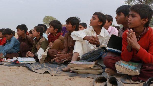 ہندو بچے