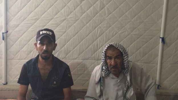 Reykan Kasapoğlu və babası