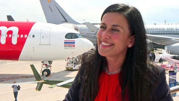 Grazia Vittadini, de Airbus