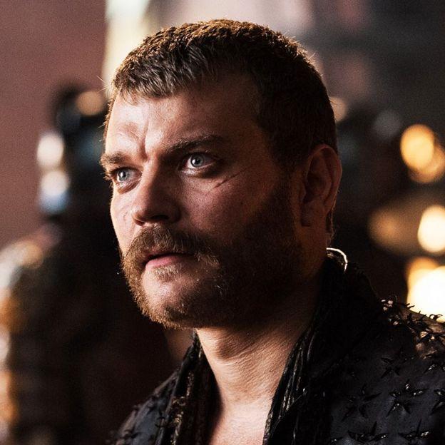 El danés Pilou Asbæk interpreta a Euron Greyjoy