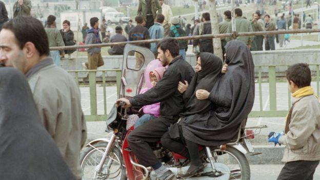 تهران بعد از جنگ