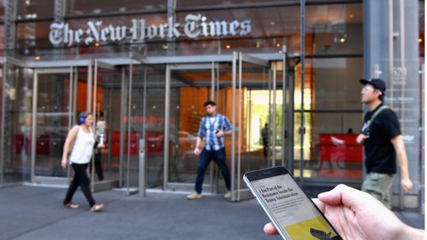 紐約時報大樓