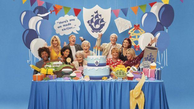 Blue Peter: Secrets of the show's badge room - BBC News