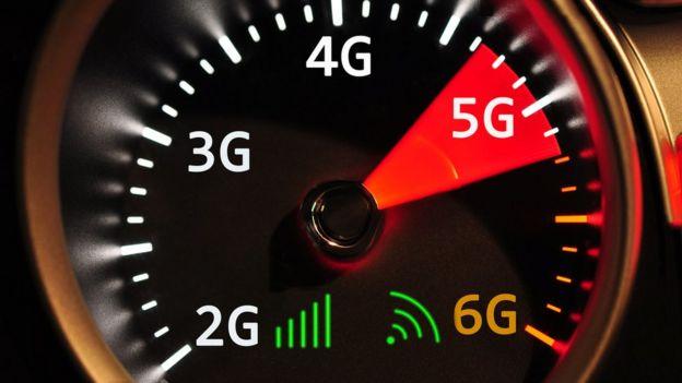 El 5G podría alcanzar velocidades de descarga hasta 20 veces más rápidas. Foto: GETTY IMAGES
