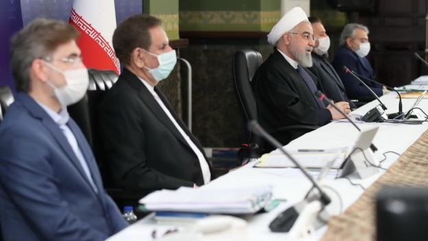 İranlı yetkililer