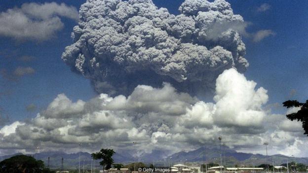 اگر یک ابرآتشفشان فوران کند، انفجار آن بارها بزرگتر از آتشفشان اندونزی خواهد بود