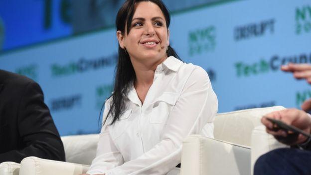 Knales co-founder Diana Elianne Benitez Perera