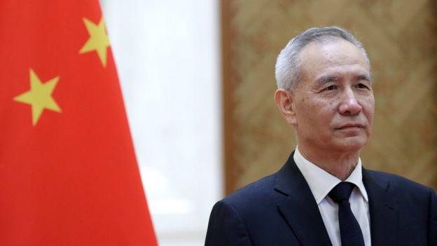 劉鶴已經多次代表中國,與美國官員就貿易糾紛談判。