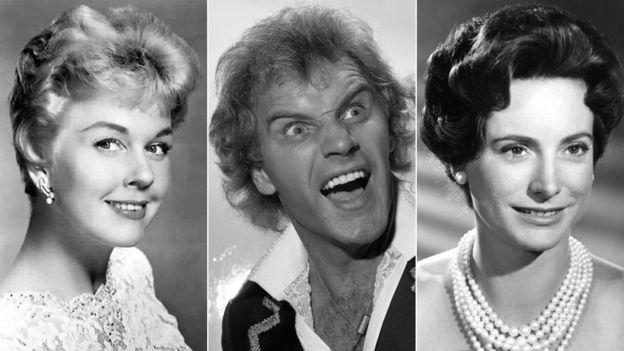 Doris Day, Freddie Starr and Nan Winton