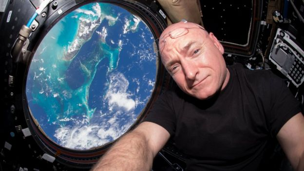 Astronotlar Dünyayı nasıl görüyorlar
