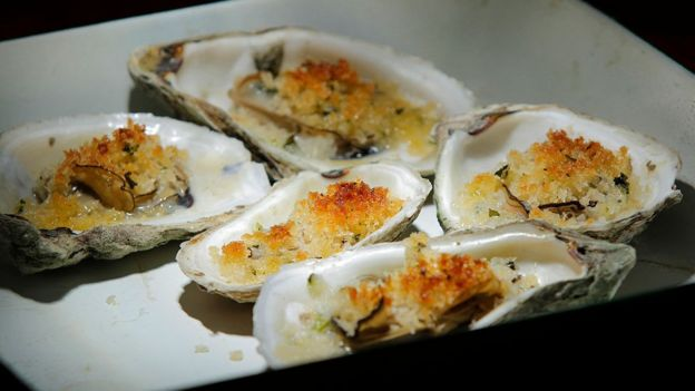Oysters (file image)