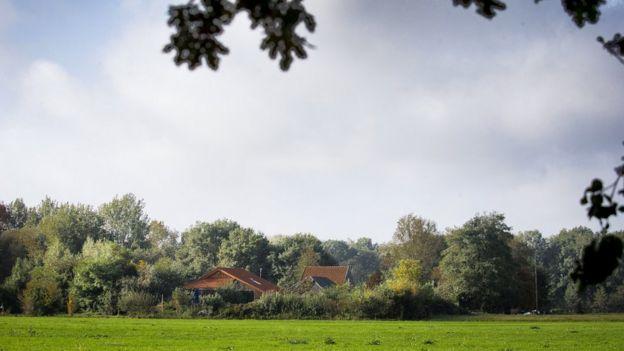 Ферма вблизи деревни Рюнерволд