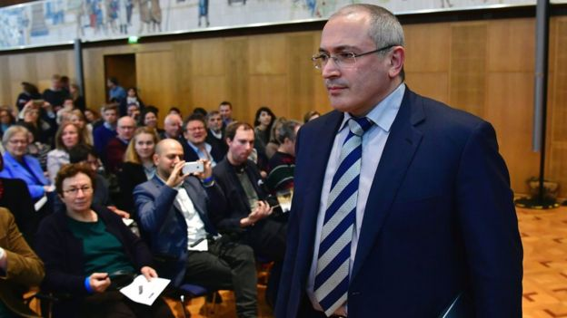 Mijaíl Khodorkovsky