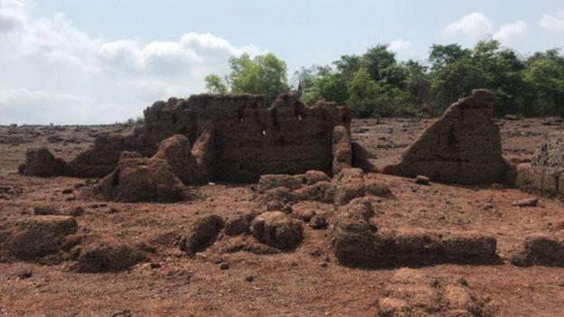 गोवाको कुर्डी गाउँ