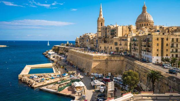 Paisaje de Malta