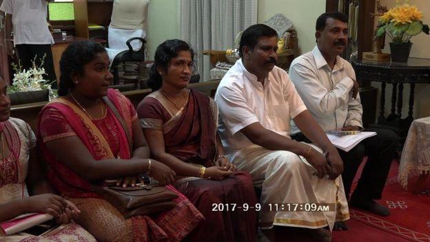 கண்டி மல்வத்த மகாநாயக்க தேரருடன் வடமாகாண முதலமைச்சர் சந்திப்பு