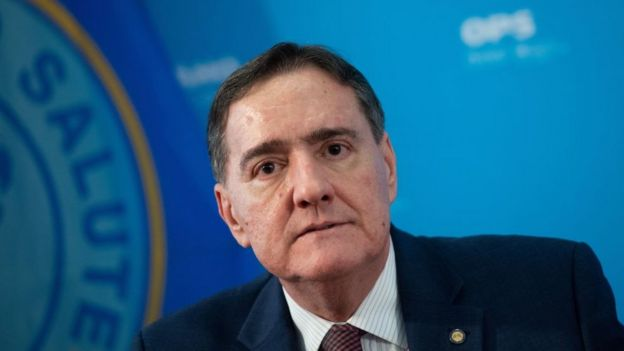 Jarbas Barbosa.