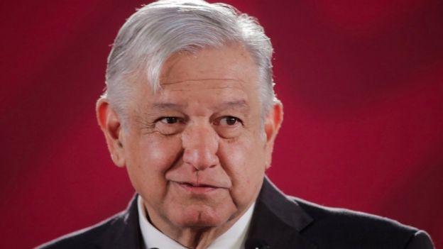 Manuel López Obrador.