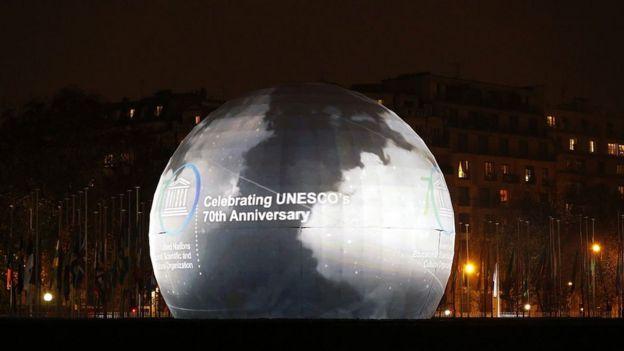 Celebración del 70 aniversario de la Unesco