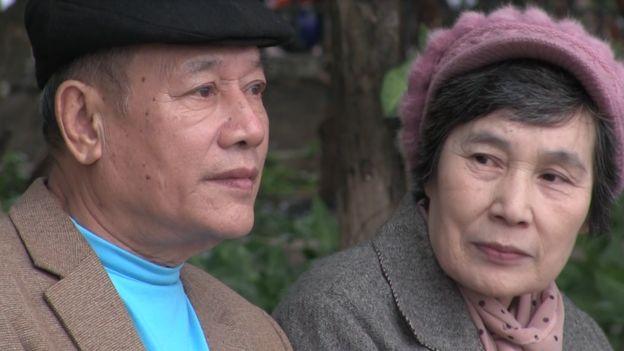 Pham Ngoc Canh and Ri Yong-hui